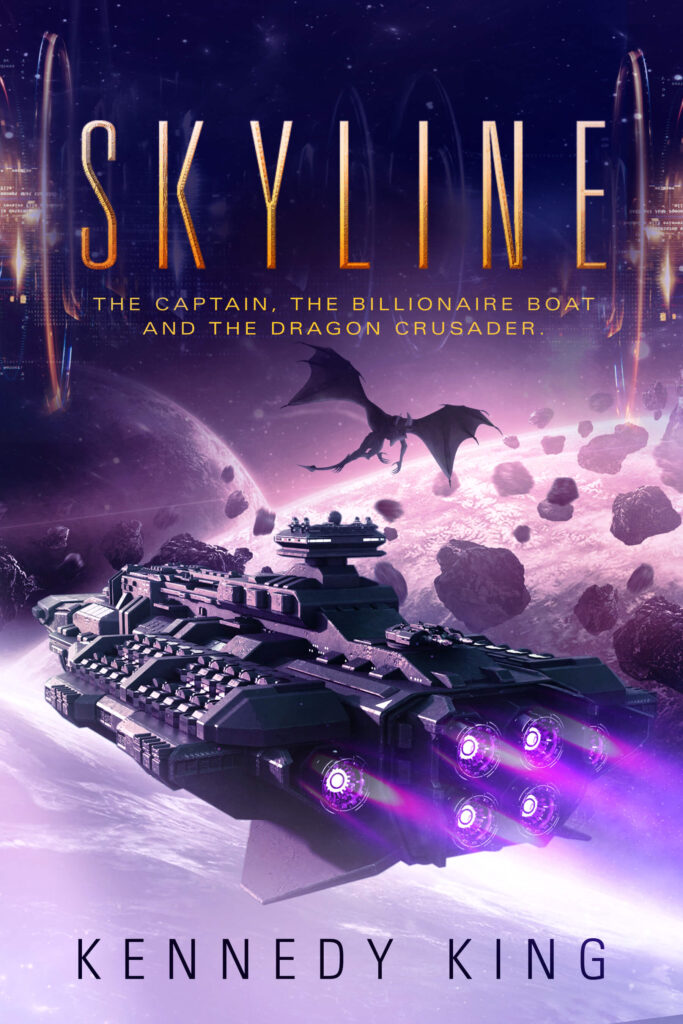 skyline the captain the billionaire boat and the dragon crusader