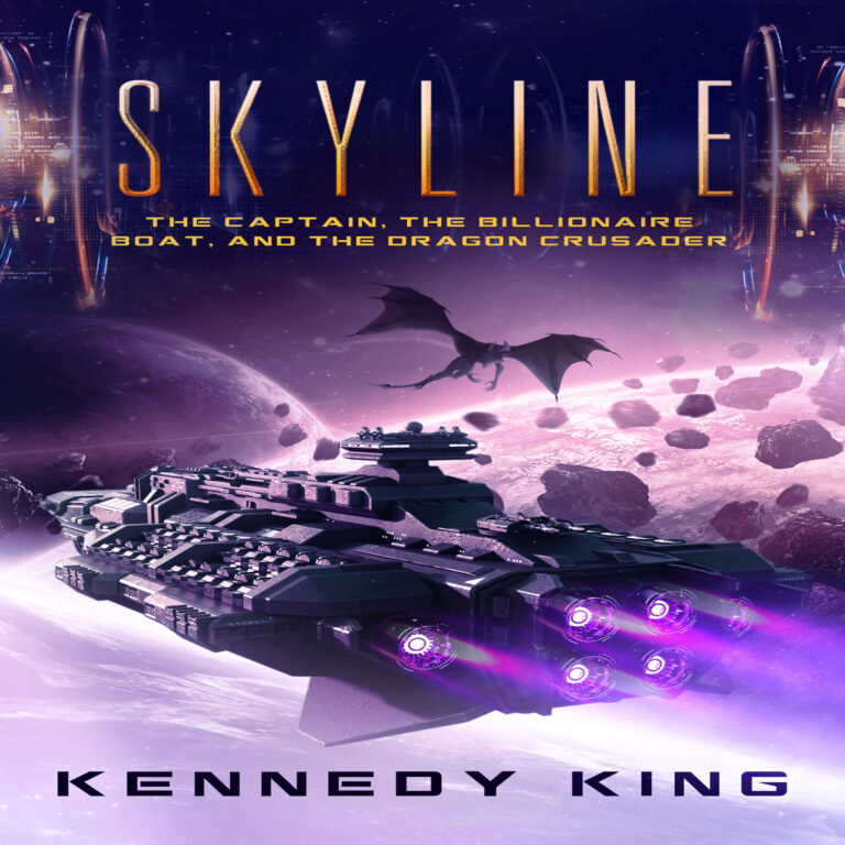 Skyline: The Captain, The Billionaire Boat, and the Dragon Crusader​