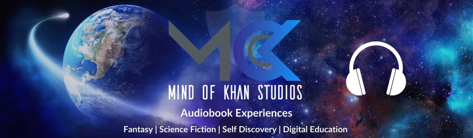 mind of khan studios audiobook experiences